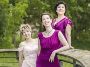 """Konzert im Palais """"Skandal! Diva verhaftet"""" mit dem Trio Frauenrausch @ Festsaal im Palais Bad Köstritz"""